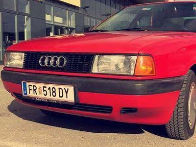 gebraucht Audi 80 B3 1,8 S Limousine