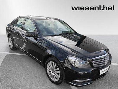 gebraucht Mercedes C250 CDI Elegance A-Edition plus BlueEfficiency 4