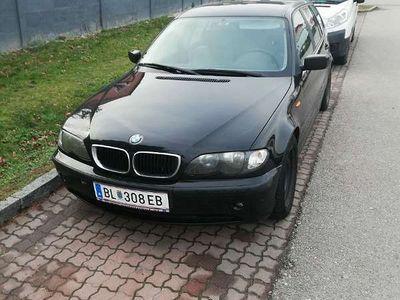 gebraucht BMW 320 3er-Reihe d Kombi / Family Van