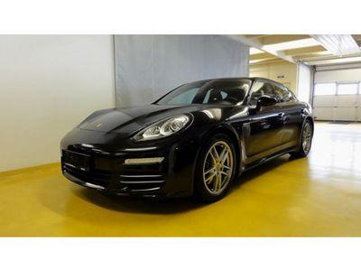 gebraucht Porsche Panamera 4 DSG WENIG KM !!
