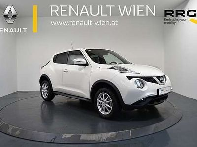 used Nissan Juke N-Connecta 1.2 DIG-T 6MT 115PS 2WD