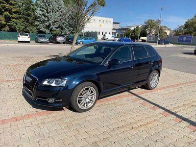 gebraucht Audi A3 1,6 TDi Klein-/ Kompaktwagen