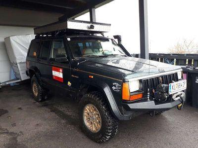 gebraucht Jeep Cherokee 4l SUV / Geländewagen