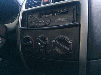 gebraucht Mitsubishi Space Star 1,9DID,Kastenwagen,Klima,Facelift Kombi / Family Van