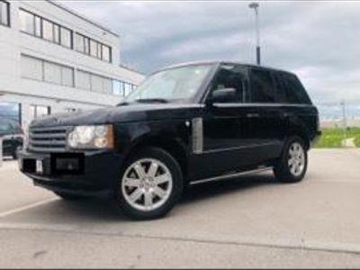 gebraucht Land Rover Range Rover Vogue 3.6 TDV8 Vollausstattung SUV / Geländewagen,