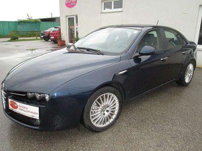 brugt Alfa Romeo 159 Elegante JTS Limousine,