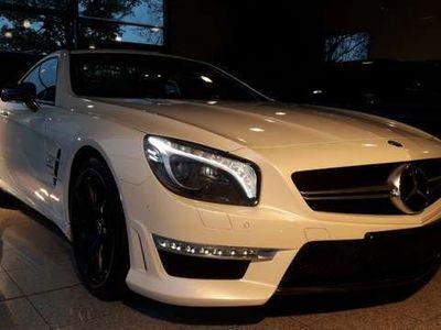 gebraucht Mercedes SL63 AMG AMG V8