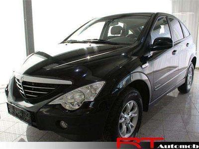 gebraucht Ssangyong Actyon SUV / Geländewagen