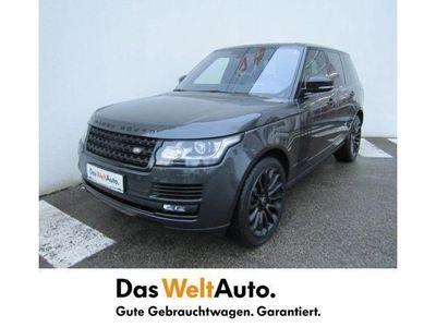 brugt Land Rover Range Rover 4,4 SDV8 Vogue SUV / Geländewagen,