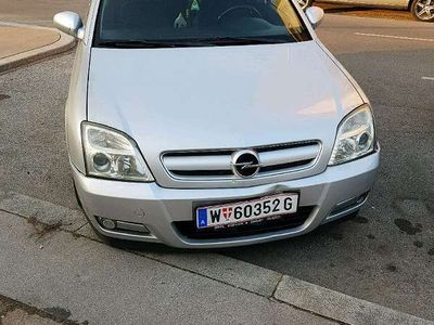 gebraucht Opel Signum 2.2tdi Limousine,