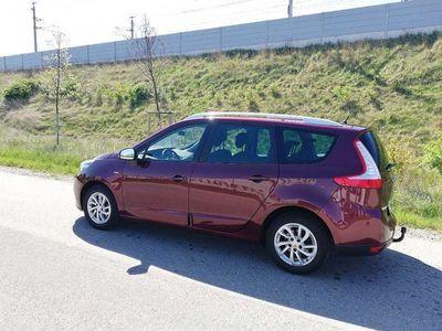 gebraucht Renault Mégane Grand ScénicScenic Limited Kombi / Family Van