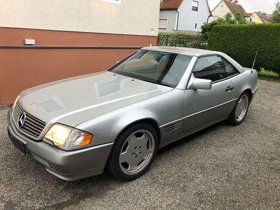 gebraucht Mercedes SL320 Cabrio / Roadster