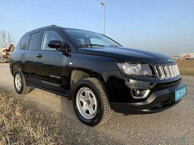 gebraucht Jeep Compass 2,2 CRD Limited 4WD *Eintausch*Finanzierung*
