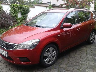 gebraucht Kia cee'd 1,6CRDi DPF ISG Sporty W Kombi / Family Van