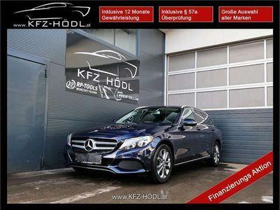 gebraucht Mercedes C200 C 200d T Avantgarde Aut.