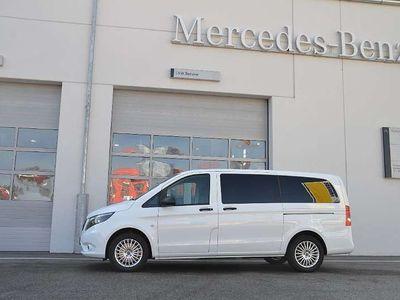 gebraucht Mercedes Vito Tourer Select 119 CDI lang 4x4 Aut.