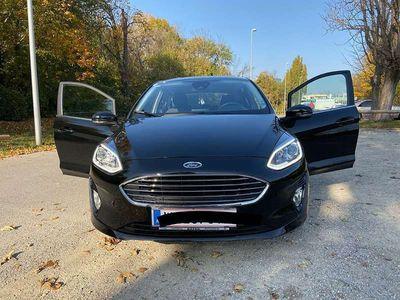 gebraucht Ford Fiesta 1.5 TDCI Start/Stop/Navigationssystem Limousine