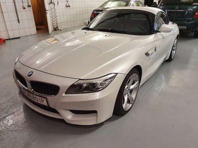 gebraucht BMW Z4 2.0 184PS M-Paket Cabrio / Roadster