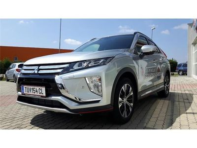 gebraucht Mitsubishi Eclipse Cross 1,5 TC 4WD CVT Intense+ First Ed