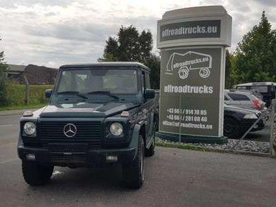 gebraucht Mercedes G270 G 270CDI/3 Station Wagen 2400 mm