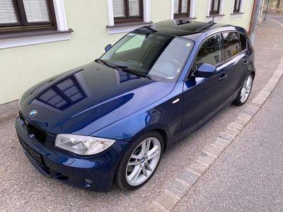 gebraucht BMW 123 1er-Reihe d Aut. Limousine