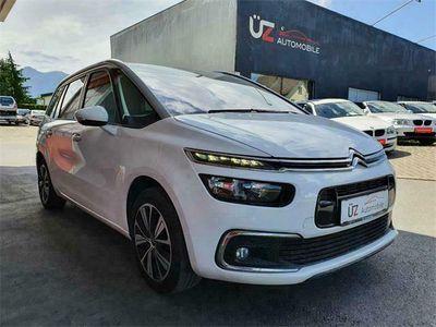 gebraucht Citroën C4 Grandaus Feldkirch - 130 PS und 41000 km