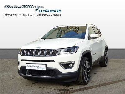 gebraucht Jeep Compass 2,0 MultiJet II AWD Limited Limited