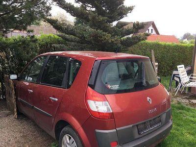 gebraucht Renault Scénic 1,5 dci Klein-/ Kompaktwagen
