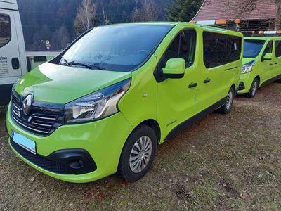 gebraucht Renault Trafic Grand Passenger Dynamique dCi 145 Twin-Turbo