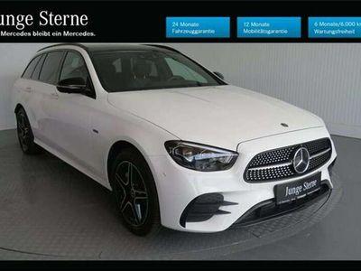 gebraucht Mercedes E300 4MATIC T-Modell AMG LINE NP: 83810