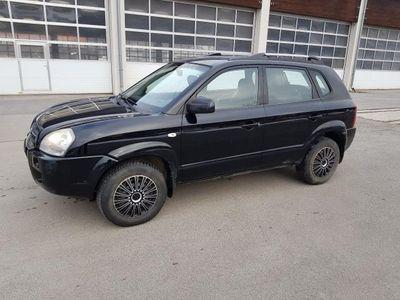 gebraucht Hyundai Tucson 2,0 CVVT 2WD