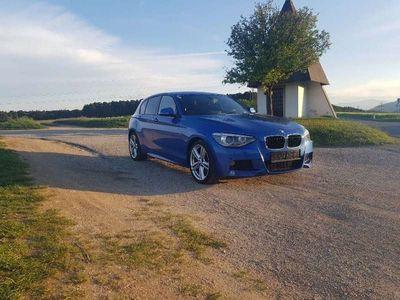 gebraucht BMW 120 1er-Reihe D M-Paket Klein-/ Kompaktwagen