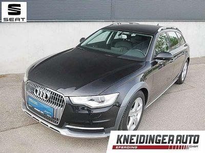 gebraucht Audi A6 Allroad 3,0 TDI quattro DPF S-tronic PDC NAVI SHZ Kombi / Family Van,