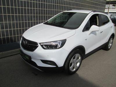 gebraucht Opel Mokka X 1.4 Turbo Innovation Start/Stop System Aut. Navi,Sitz + Lenkradheizung,Parkpilot,AHK,LED,