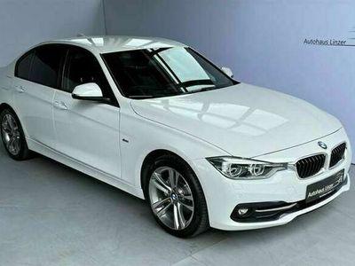 gebraucht BMW 320 d xDrive Sport Line *LED*RFK*HuD*Harman-Kardon*