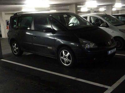 gebraucht Renault Espace Sport 2,2 dCi Kombi / Family Van