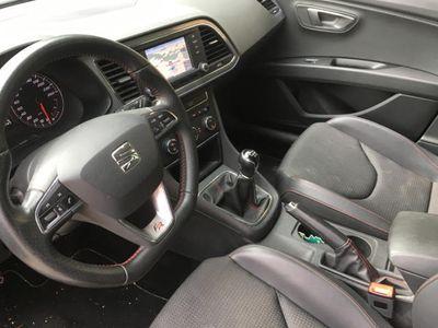 brugt Seat Leon ST FR 2,0 TDI CR Start-Stop FR CR Start-Stopp