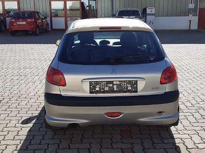 gebraucht Peugeot 206 1.1 Klein-/ Kompaktwagen