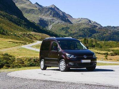 gebraucht VW Caddy Kombi Highline BMT 1,6 TDI DPF