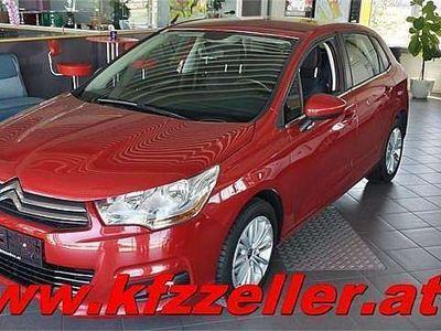 gebraucht Citroën C4 1,6 HDi 90 Seduction *Erstbesitz* Limousine