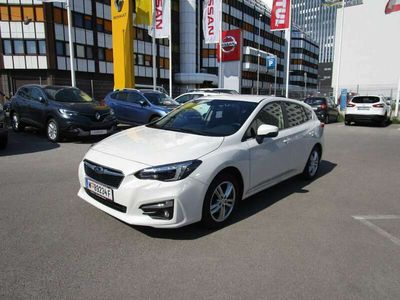 gebraucht Subaru Impreza 1.6i-S CVT Style Navi AWD Aut.