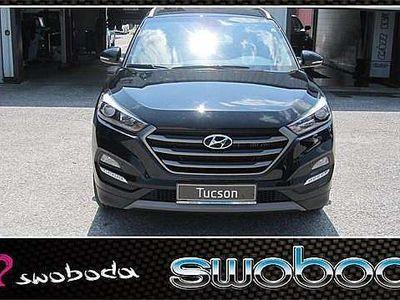 brugt Hyundai Tucson 1,7 CRDI Start-Stopp GO