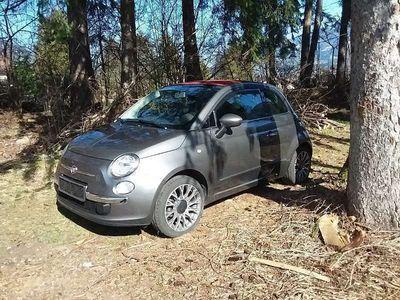 used Fiat 500C 1,2 Lounge Benzin Cabrio / Roadster,