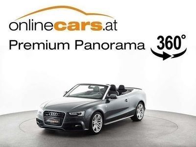 gebraucht Audi A5 Cabriolet quattro 2.0 TDI S-LINE XENON NAVI