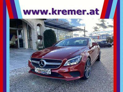 gebraucht Mercedes CLS220 d Aut./MULTIBEAM/COMAND/360°-KAMERA/DISTRONIC