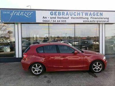 gebraucht BMW 118 1er-Reihe (E87) Österreich-Paket