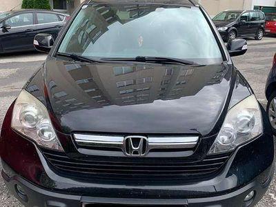 gebraucht Honda CR-V 2.2i CTDi Elegance SUV / Geländewagen