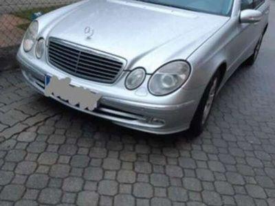 gebraucht Mercedes E270 CDI Avantgarde Limousine