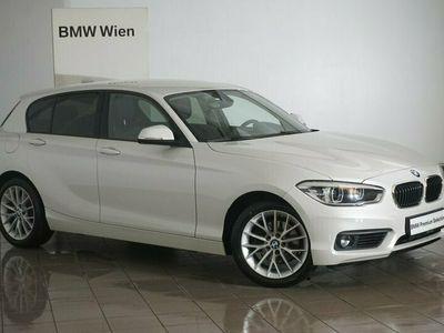 gebraucht BMW 120 d 5-Türig