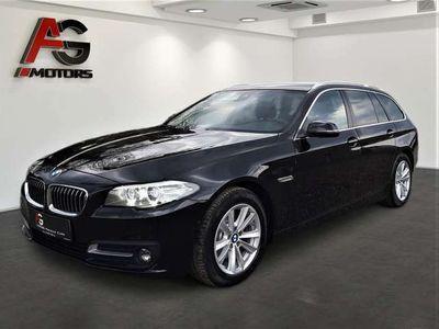 gebraucht BMW 520 d(F11 LCI)Aut/Navi/LED/Kamera/Leder/Schaltwippen
